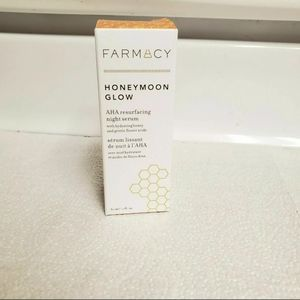Farmacy Honeymoon Glow AHA Acid Night Serum